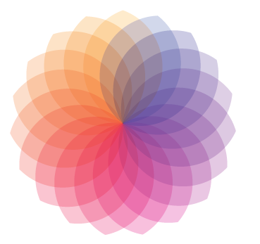 Another colorful spirograph